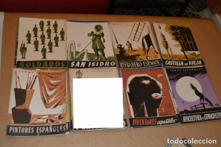 Coleccionismo de Revista Temas Españoles: TEMAS ESPAÑOLES - LOTE 50 REVISTAS DIVERSOS TÍTULOS - VER - Foto 3 - 172648733
