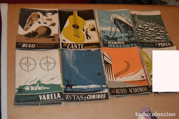Coleccionismo de Revista Temas Españoles: TEMAS ESPAÑOLES - LOTE 50 REVISTAS DIVERSOS TÍTULOS - VER - Foto 5 - 172648733