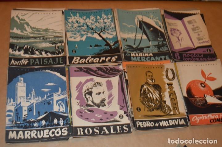 Coleccionismo de Revista Temas Españoles: TEMAS ESPAÑOLES - LOTE 50 REVISTAS DIVERSOS TÍTULOS - VER - Foto 6 - 172648733