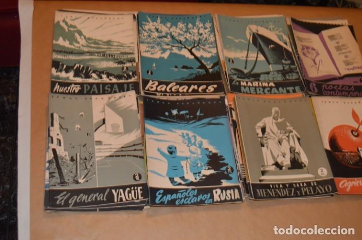 Coleccionismo de Revista Temas Españoles: TEMAS ESPAÑOLES - LOTE 50 REVISTAS DIVERSOS TÍTULOS - VER - Foto 7 - 172648733