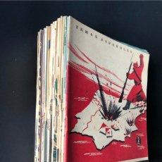 Coleccionismo de Revista Temas Españoles: 25 EJEMPLARES / TEMAS ESPAÑOLES / 1852 - 1953 / GUERRA CIVIL. Lote 175533998