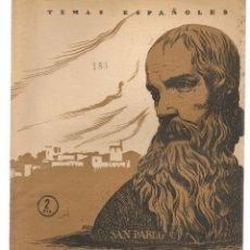 Collectionnisme de Magazine Temas Españoles: TEMAS ESPAÑOLES. Nº 183. ALONSO CANO. PUBLICACIONES ESPAÑOLAS. (B/A60). Lote 177670460