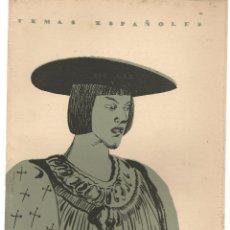 Coleccionismo de Revista Temas Españoles: TEMAS ESPAÑOLES. Nº 341. CARLO V. MANUEL FERNANDEZ ÁLVAREZ, (B/A60). Lote 177712783