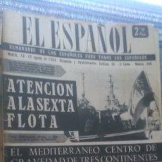 Coleccionismo de Revista Temas Españoles: EL ESPAÑOL, AÑO 1953. Lote 178564363