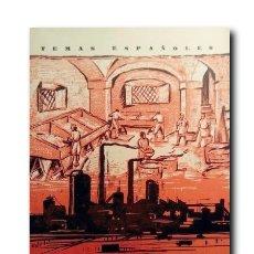 Coleccionismo de Revista Temas Españoles: TEMAS ESPAÑOLES Nº 373: LA INDUSTRIA DEL PAPEL. T.M.C. Lote 179394195