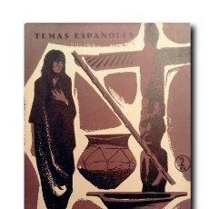 Coleccionismo de Revista Temas Españoles: TEMAS ESPAÑOLES Nº 224: EL INDIO, EN EL RÉGIMEN ESPAÑOL. EGUIA, CARLOS. Lote 179394433