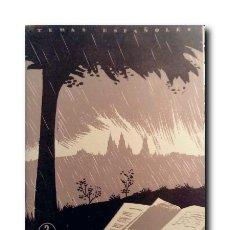 Coleccionismo de Revista Temas Españoles: TEMAS ESPAÑOLES Nº 335: LITERATURA GALLEGA ACTUAL. COSTA CLAVELL, JAVIER. Lote 179394626