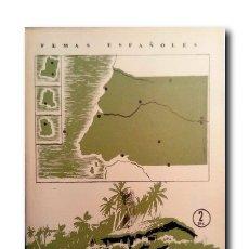 Coleccionismo de Revista Temas Españoles: TEMAS ESPAÑOLES Nº 76: LA GUINEA ESPAÑOLA. ARROJAS GÓMEZ, ENRIQUE. Lote 179394820