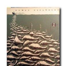 Coleccionismo de Revista Temas Españoles: TEMAS ESPAÑOLES Nº 55: EL MAR Y LA PESCA. DIAZ PINES Y FERNÁNDEZ-PACHECO, OCTAVIO. Lote 179923427