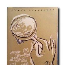 Coleccionismo de Revista Temas Españoles: TEMAS ESPAÑOLES Nº 350: FILATELIA. FRANCÉS, JOSE MARÍA. Lote 179942332