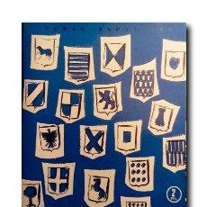 Coleccionismo de Revista Temas Españoles: TEMAS ESPAÑOLES Nº 257: LA HERÁLDICA. LAPUENTE BENAVENTE, PABLO A.. Lote 179942850