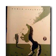Coleccionismo de Revista Temas Españoles: TEMAS ESPAÑOLES Nº 57: HERNÁN CORTÉS. CORONA BARATECH, CARLOS E.. Lote 179942970