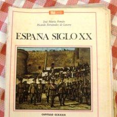 Coleccionismo de Revista Temas Españoles: FASCICULO TELERADIO ESPAÑA SIGLO XX JOSE MARIA PEMAN NUMERO 239 ROSITA RODRIGO. Lote 180885753