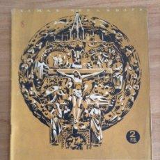 Coleccionismo de Revista Temas Españoles: TEMAS ESPAÑOLES N8 ESPAÑA EN LOS ALTARES. Lote 182484693