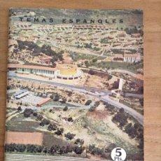 Coleccionismo de Revista Temas Españoles: TEMAS ESPAÑOLES N13 RESIDENCIAS DE VERANO. Lote 182488607