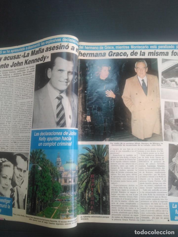 Coleccionismo de Revista Temas Españoles: Revista Indiscreta 1984 N 17 - Foto 2 - 183358452