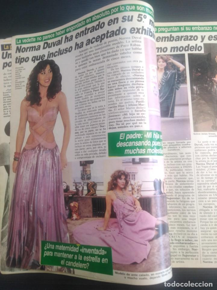 Coleccionismo de Revista Temas Españoles: Revista Indiscreta 1984 N 17 - Foto 5 - 183358452