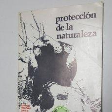 Coleccionismo de Revista Temas Españoles: ICONA PROTECCION DE LA NATURALEZA AÑO 1975. CON ILUSTRACIONES 48 PÁGINAS. Lote 183437245