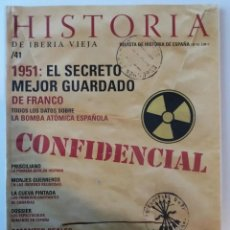 Coleccionismo de Revista Temas Españoles: REVISTA DE HISTORIA DE ESPAÑA: HISTORIA DE IBERIA VIEJA Nº 41. Lote 183694163