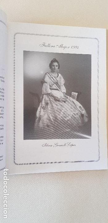 Coleccionismo de Revista Temas Españoles: BURRIANA LLIBRET 1994 FALLA CENTRE ESPANYA - Foto 2 - 183796371