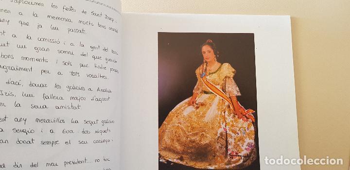 Coleccionismo de Revista Temas Españoles: BURRIANA LLIBRET 1999 FALLA SAN BLAI - Foto 2 - 183797303