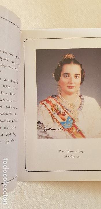 Coleccionismo de Revista Temas Españoles: BURRIANA LLIBRET 1994 FALLA SAN BLAI - Foto 2 - 183797845