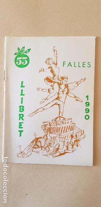 BURRIANA LLIBRET 199O CLUB 53 (Papel - Revistas y Periódicos Modernos (a partir de 1.940) - Revista Temas Españoles)