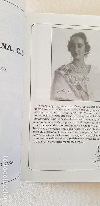 Coleccionismo de Revista Temas Españoles: BURRIANA LLIBRET 1990 SANT BLAI - Foto 2 - 183798858