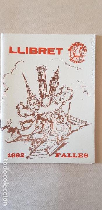 BURRIANA LLIBRET 1992 SANT BLAI (Papel - Revistas y Periódicos Modernos (a partir de 1.940) - Revista Temas Españoles)