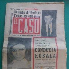 Coleccionismo de Revista Temas Españoles: EL CASO-Nº 647-1964. Lote 184185190