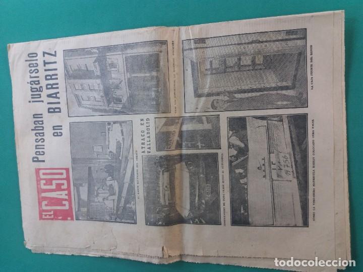 Coleccionismo de Revista Temas Españoles: EL CASO-Nº 644-1964 - Foto 2 - 184185257