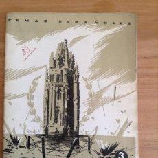 Coleccionismo de Revista Temas Españoles: TEMAS ESPAÑOLESN23 OVIEDO CIUDAD LAUREADA. Lote 184444092
