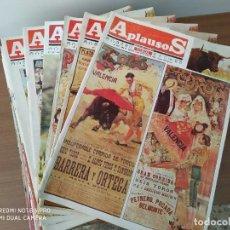 Coleccionismo de Revista Temas Españoles: APLAUSOS. Lote 184652798