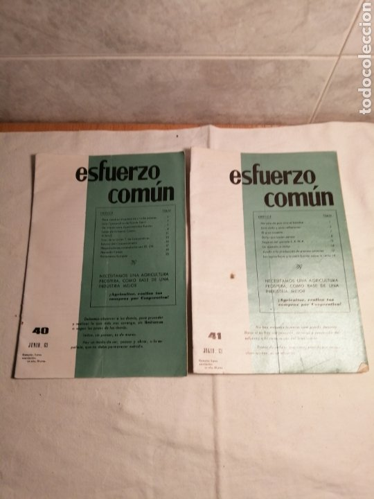 Coleccionismo de Revista Temas Españoles: 10 Revistas Carlista esfuerzo comun - Foto 5 - 187545250