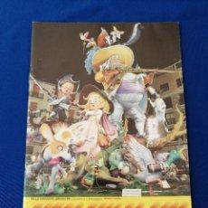 Coleccionismo de Revista Temas Españoles: FOTOS ALBUM BAYARRI FALLAS 2011. Lote 189130113