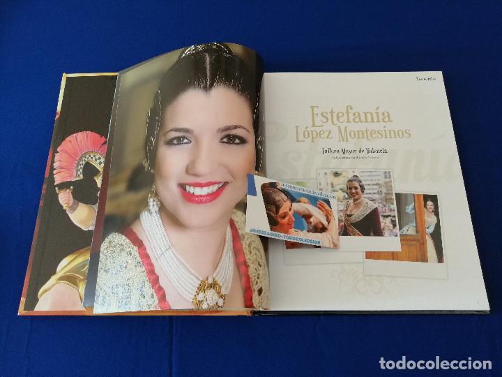 Coleccionismo de Revista Temas Españoles: VIVIR LAS FALLAS 2015.- LIBRO FALLERO JUNTA CENTRAL FALLERA VALENCIA - Foto 5 - 190336342