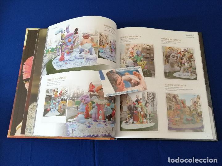 Coleccionismo de Revista Temas Españoles: VIVIR LAS FALLAS 2015.- LIBRO FALLERO JUNTA CENTRAL FALLERA VALENCIA - Foto 7 - 190336342