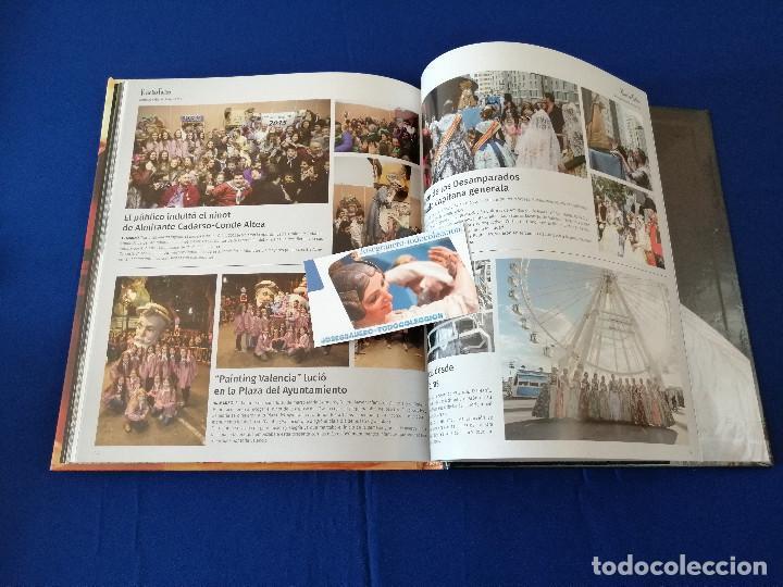 Coleccionismo de Revista Temas Españoles: VIVIR LAS FALLAS 2015.- LIBRO FALLERO JUNTA CENTRAL FALLERA VALENCIA - Foto 8 - 190336342
