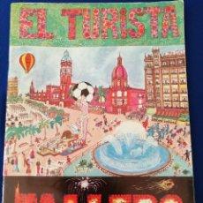 Coleccionismo de Revista Temas Españoles: EL TURISTA FALLERO 1982. Lote 190342411