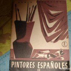 Coleccionismo de Revista Temas Españoles: TEMAS ESPAÑOLES PINTORES ESPAÑOLES II. Lote 190867037
