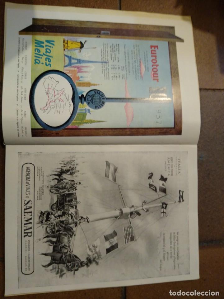 Coleccionismo de Revista Temas Españoles: Revista España dedicada a Extremadura. N° 36 publicidad, imágenes, hoteles, etc - Foto 2 - 191632816