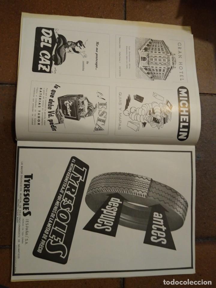 Coleccionismo de Revista Temas Españoles: Revista España dedicada a Extremadura. N° 36 publicidad, imágenes, hoteles, etc - Foto 3 - 191632816