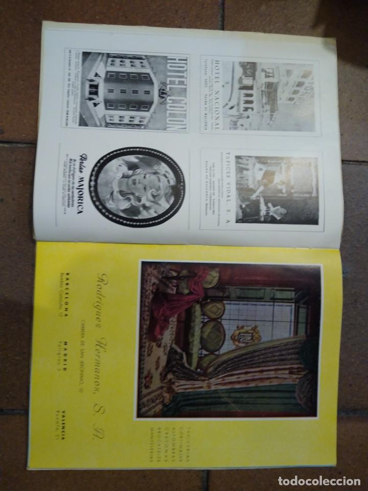 Coleccionismo de Revista Temas Españoles: Revista España dedicada a Extremadura. N° 36 publicidad, imágenes, hoteles, etc - Foto 5 - 191632816