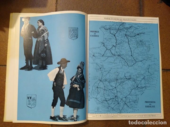 Coleccionismo de Revista Temas Españoles: Revista España dedicada a Extremadura. N° 36 publicidad, imágenes, hoteles, etc - Foto 7 - 191632816