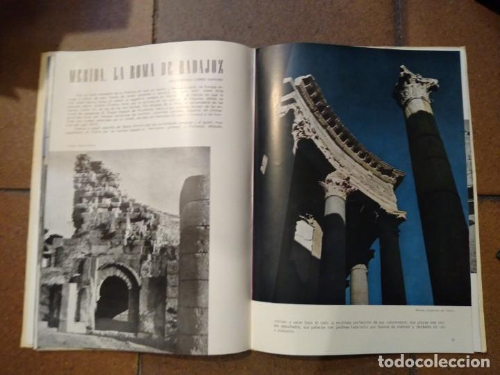 Coleccionismo de Revista Temas Españoles: Revista España dedicada a Extremadura. N° 36 publicidad, imágenes, hoteles, etc - Foto 10 - 191632816