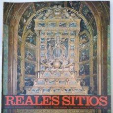 Collectionnisme de Magazine Temas Españoles: REALES SITIOS. Nº 13. AÑO 1967. Lote 192894651