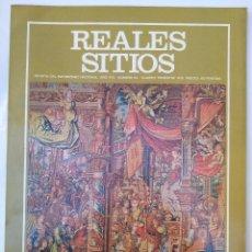Coleccionismo de Revista Temas Españoles: REALES SITIOS. Nº 62. AÑO 1979. Lote 192896196