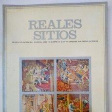 Coleccionismo de Revista Temas Españoles: REALES SITIOS. Nº 54. AÑO 1977. Lote 192896790