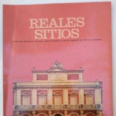 Coleccionismo de Revista Temas Españoles: REALES SITIOS. Nº 53. AÑO 1977. Lote 192897097