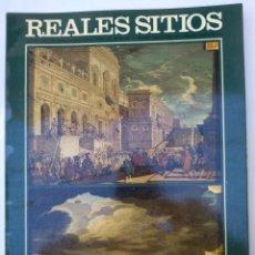 Coleccionismo de Revista Temas Españoles: REALES SITIOS. Nº 51. AÑO 1977. Lote 192897295